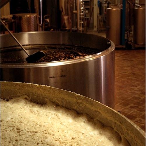 Produzione della birra artigianale