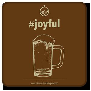 Sottobicchere Joyful