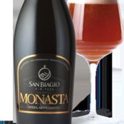 Birra Artigianale Ambrata Monasta