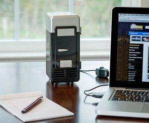 Minifrigorifero USB