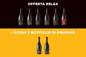 birre artigianali crude offerta relax