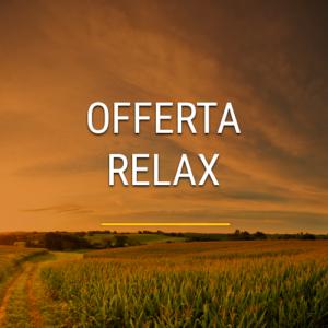 Offerta relax