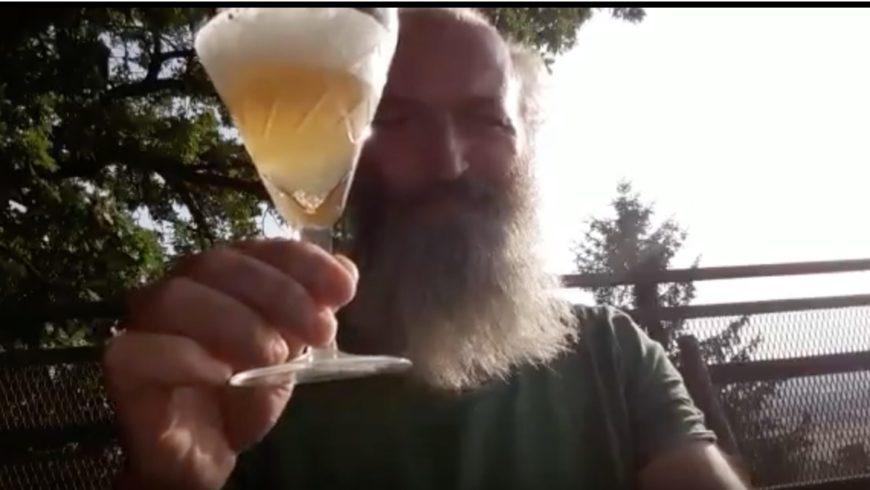 Anche un bicchiere di cristallo…per apprezzare una Birra San Biagio !