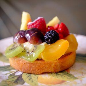 come abbinare birra ai dessert crostata di frutta