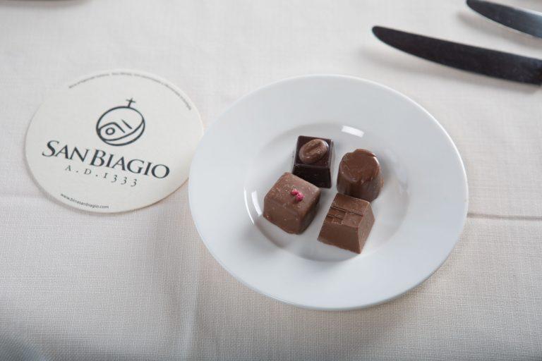 cioccolatini alla birra san biagio