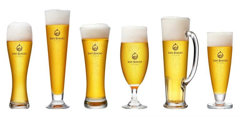bicchieri da birra san biagio