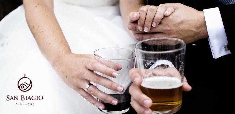 birra come bomboniera matrimonio