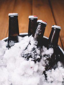 cose da non fare con birra artigianale ghiaccio