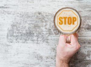 cose da non fare con birra artigianale stop
