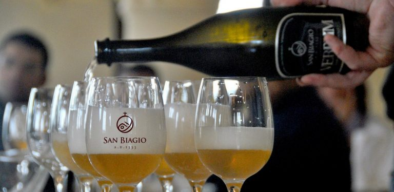 birra artigianale non filtrata san biagio